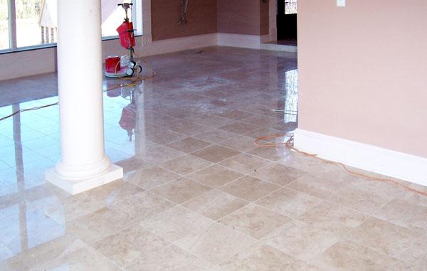 pulido de suelos de marmol en valencia