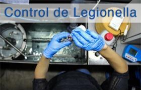 Servicio de Control de Legionella | Limpiezas Aqua