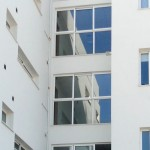 Limpieza de cristales de difícil acceso en edificios de Valencia y alrededores