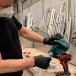 Limpieza de talleres en Valencia