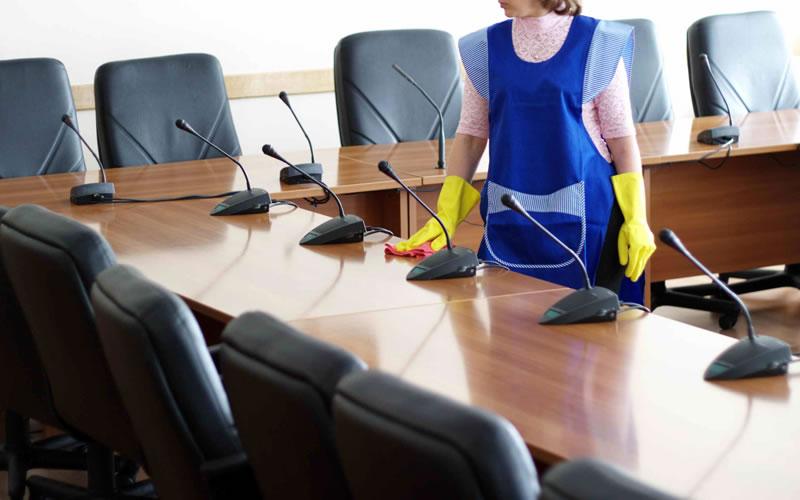 Limpieza y mantenimiento de oficinas en Valencia