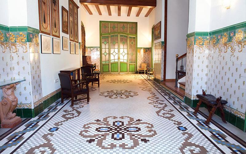Limpieza y mantenimiento de pavimentos de mosaico | Después