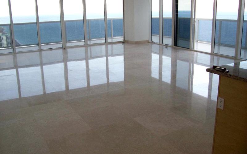 Especialistas en limpieza de suelos de mármol en Valencia