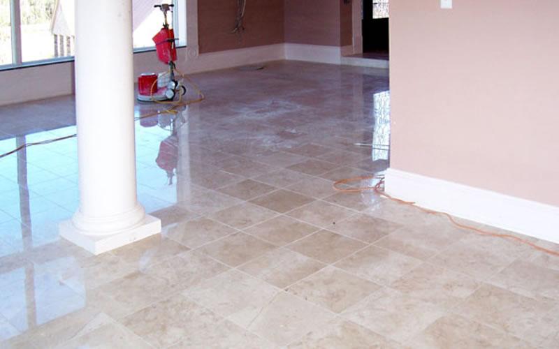 Pulido de pisos de m rmol limpiezas aqua servicios de for Limpieza de marmol